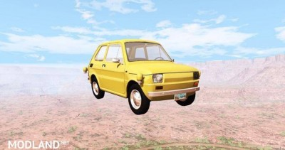 Fiat 126p Flying v 0.1 [0.10.0], 1 photo